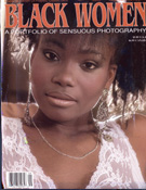 Marjo on cover of BLACK WOMEN